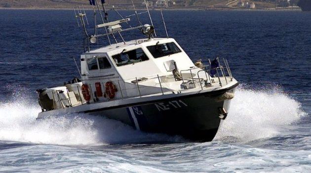 Ζάκυνθος: «Ξέμειναν» μεσοπέλαγα με το σκάφος – Τους περισυνέλεξε το Λιμενικό