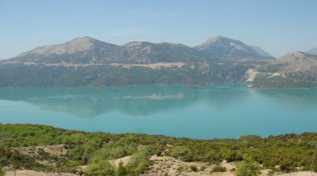 Ν. Φαρμάκης για Λίμνη Κρεμαστών: «Το νερό είναι ανάπτυξη, πολιτισμός, ζωή»