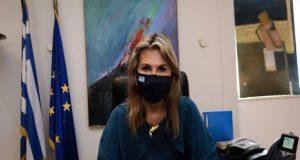 Ζέττα Μακρή: «Έχουμε λάβει όλα τα μέτρα για το άνοιγμα…