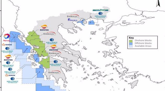 Αιτωλοακαρνανία: Γιατί σταμάτησαν οι έρευνες υδρογονανθράκων