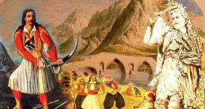 Η Μάχη της Αλαμάνας και το μαρτυρικό τέλος του Αθανάσιου…