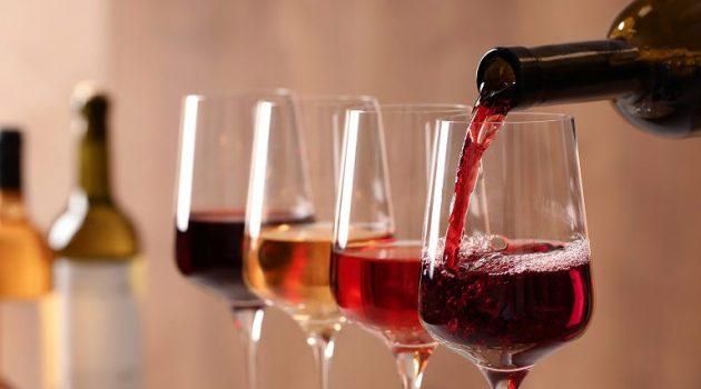 Μείωση στις εξαγωγές ελληνικών κρασιών