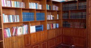 Η Βιβλιοθήκη της Μπαμπίνης λειτουργεί ως δανειστική (Photos)