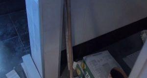 Ναύπακτος: Ανακαινίζονται τα δημόσια αποχωρητήρια της πλατείας Φαρμάκη (Video)