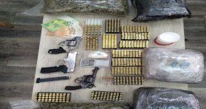 Σύλληψη δύο διακινητών ναρκωτικών στην Πάτρα – Κατασχέθηκαν και όπλα