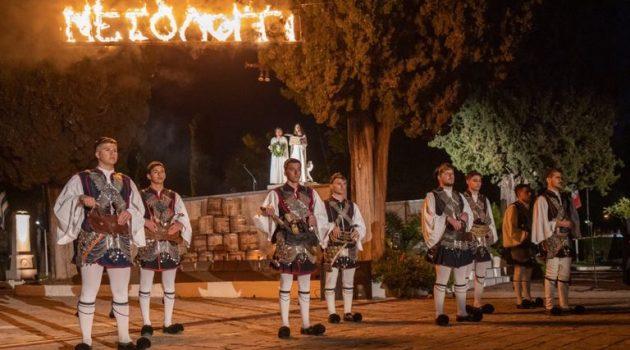 Μεσολόγγι: Ομιλία του Κώστα Λύρου το Σάββατο του Λαζάρου στον Κήπο των Ηρώων (Photos)