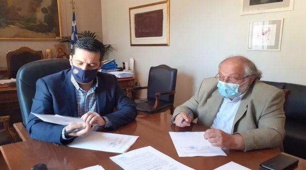 1,2 εκ. ευρώ για την αποκατάσταση και συντήρηση δρόμων στις Δημοτικές Ενότητες Αγρινίου