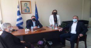 Ενημέρωση Ν. Παπαναστάση για ζητήματα που αντιμετωπίζει ο Δήμος Αμφιλοχίας