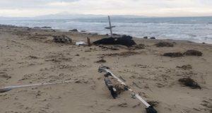 Μεσολόγγι: Προετοιμασία της παραλίας του Λούρου για τη θερινή περίοδο