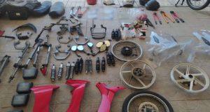 Πάτρα: 81 κλοπές σε δίκυκλα – εκλάπη και μηχανή αξιωματικού…