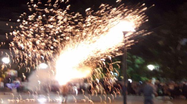 Εποχές προ κορωνοϊού θυμίζει απόψε το Αγρίνιο (Videos – Photos)