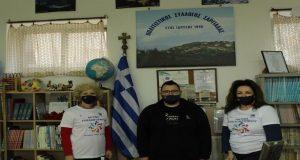 Εθελοντές της Σαργιάδας: «Ομορφαίνουμε τον τόπο και την ζωή μας»…