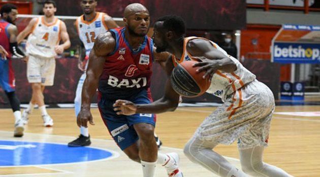 Α1 Μπάσκετ Ανδρών: Υποβιβάστηκε αγωνιστικά το Μεσολόγγι