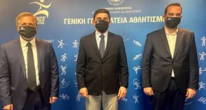 Αρχ. Ολυμπία: Πρόταση φιλοξενίας του υπό ίδρυση Ινστιτούτου Επιμόρφωσης Αθλητικών…