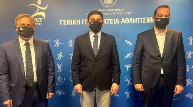 Αρχ. Ολυμπία: Πρόταση φιλοξενίας του υπό ίδρυση Ινστιτούτου Επιμόρφωσης Αθλητικών Στελεχών