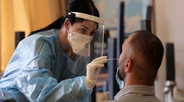 Ε.Ο.Δ.Υ. – Αιτωλοακαρνανία: Διενεργήθηκαν 131 Rapid Tests – Δύο θετικά
