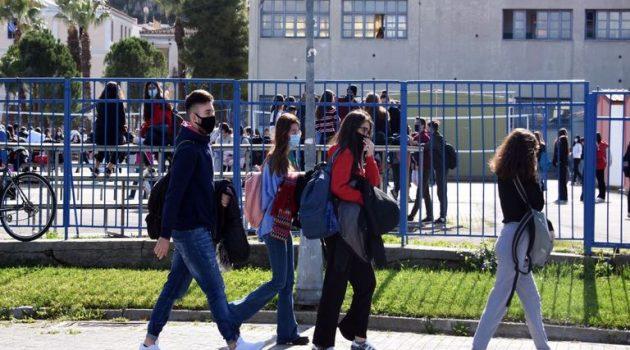 Κάθε Δευτέρα τα self tests – πότε ανοίγουν τα σχολεία
