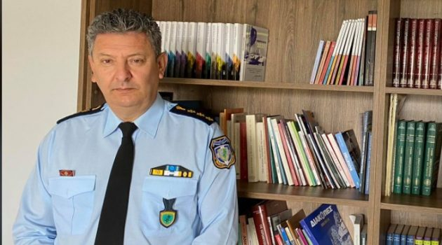 Ο Α.Δ. Ακαρνανίας, Δ. Γαλαζούλας, στον Antenna Star, για την αστυνόμευση και την ασφάλεια  (Ηχητικό)