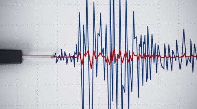 Σεισμική δόνηση μεταξύ Ζακύνθου-Κυλλήνης, αισθητή στην Αιτωλοακαρνανία
