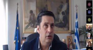 Δείτε ζωντανά την 5η τακτική συνεδρίαση του Δημοτικού Συμβουλίου Αγρινίου