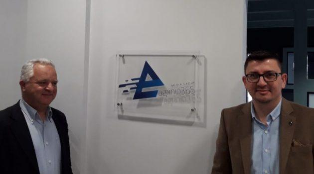 Ο Γ. Τριανταφυλλάκης στον Antenna Star: «Υπομονή και σοβαρότητα για την επένδυση στο Πλατυγιάλι» (Ηχητικό)