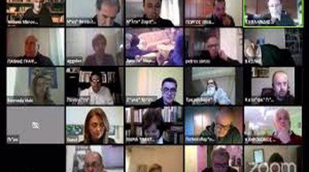 ΣΥ.ΡΙΖ.Α. Αιτ/νίας: Διαδικτυακή εκδήλωση για την Υγεία