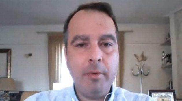 Θ. Παπαθανάσης στον Antenna Star: «Σταματά η δωρεάν διάθεση των Self Tests» (Ηχητικό)