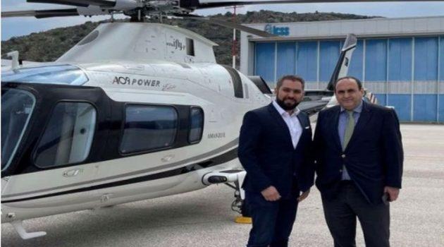 Hellenic Seaplanes: Υδατοδρόμια και σε Μεσολόγγι και σε Ναύπακτο