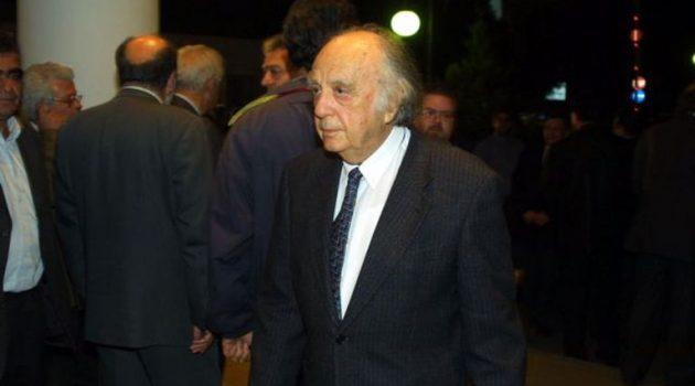 Πέθανε ο πρώην Πρόεδρος της Κυπριακής Βουλής, Βάσος Λυσσαρίδης