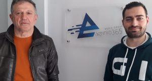 Ο Βασίλης Ξανθόπουλος στον Antenna Star: «Άριστες οι σχέσεις Παναγρινιακού…