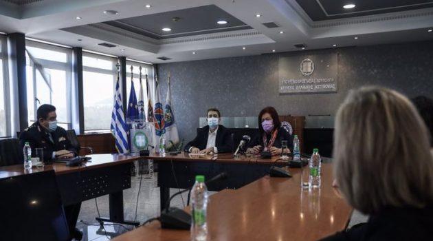 Χρυσοχοΐδης: «Στεκόμαστε ενωμένοι απέναντι στην τρομοκρατία και στη βία»