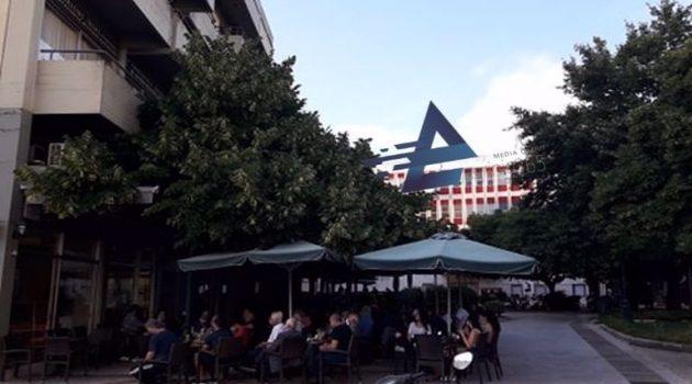 Όλες οι καφετέριες του Αγρινίου κινούνται στους ρυθμούς του Παναιτωλικού! (Photos)
