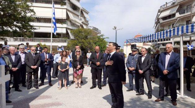 Την Κυριακή το επίσημο μνημόσυνο του Δήμου Αγρινίου για τους «120»