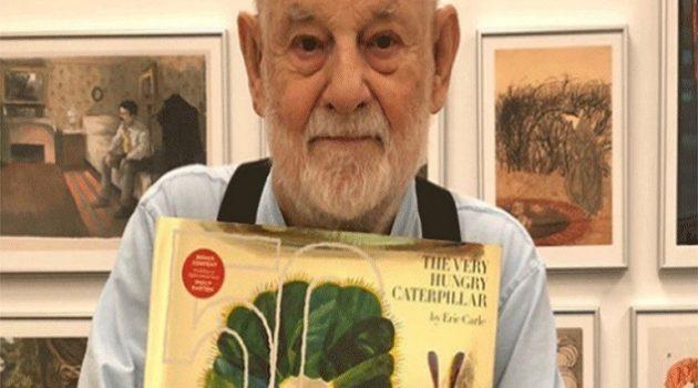 Πέθανε o εικονογράφος και συγγραφέας παιδικών βιβλίων, Έρικ Καρλ