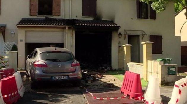Φρίκη στη Γαλλία: Έκαψε ζωντανή τη σύζυγό του (Video – Photos)