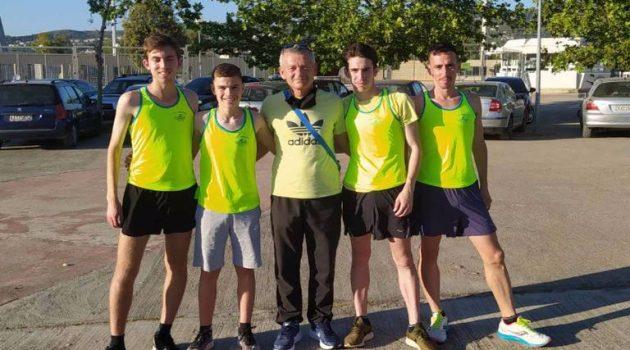 Ιδανικό ξεκίνημα των αθλητών του Γ.Α.Σ. Αγρινίου στο Διασυλλογικό Πρωτάθλημα