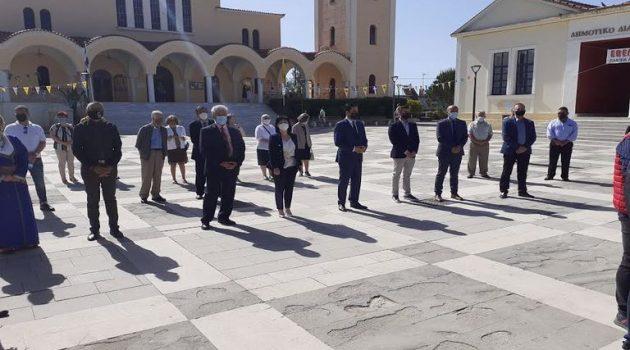 Γ. Παπαναστασίου: «Δεν ξεχνούμε τα 353.000 θύματα του Ποντιακού Ελληνισμού» (Photos)