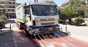 Κλειστό και την Τετάρτη το Δημαρχείο Αγρινίου – Οι απολυμάνσεις…