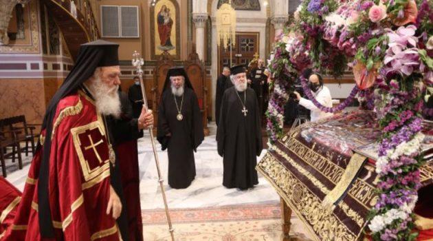 Ο Αρχιεπίσκοπος Αθηνών και Πάσης Ελλάδος Ιερώνυμος Β' για το Πάσχα