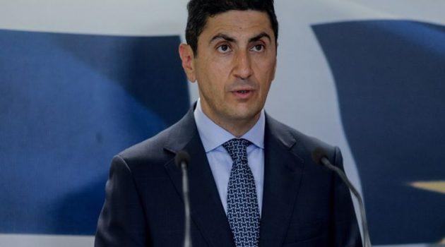 Αυγενάκης: «Μπορεί να ανοίξει η κουβέντα για κόσμο στα γήπεδα τον Ιούνιο»!