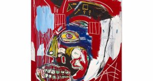 Έργο του Basquiat βγάζει στο σφυρί ο συνιδρυτής του οίκου…