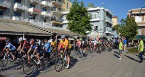 Ο 2ος Ποδηλατικός αγώνας Μεσολογγίου περιλαμβάνει ως ενδιάμεσο προορισμό τα…