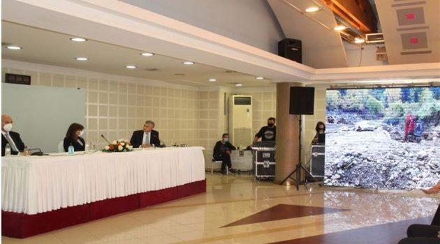 Κ. Αγοραστός: «Ο Αχελώος πηγή ζωής για τη Θεσσαλία», στη σύσκεψη παρουσία της Κ. Σακελλαροπούλου (Video)