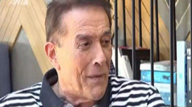 Καθηλώνει ο Δάκης: «Μου είχαν δώσει 6 μήνες ζωής, πέρασαν 3 χρόνια»