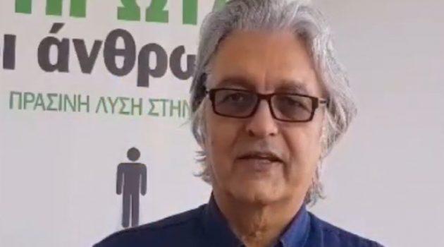 Ο Δ. Πολιτόπουλος στον Antenna Star: «Ποιοτικά αγροτικά προϊόντα χωρίς μεσάζοντες» (Ηχητικό)