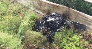 Αμπάρια Παναιτωλίου: Σφοδρή σύγκρουση αυτοκινήτου με τρεις επιβαίνοντες (Photos)
