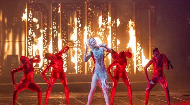 Eurovision 2021: Πιο σέξι από ποτέ η Έλενα Τσαγκρινού με το «El Diablo» (Photos)