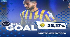 Super League 1: Διάκριση για τον Έλντερ Μπαρμπόσα του Παναιτωλικού…