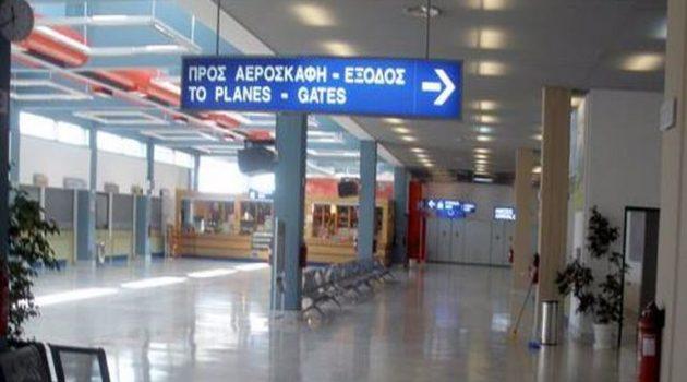 Θεαματική άνοδο στην κίνηση του Αεροδρομίου του Ακτίου
