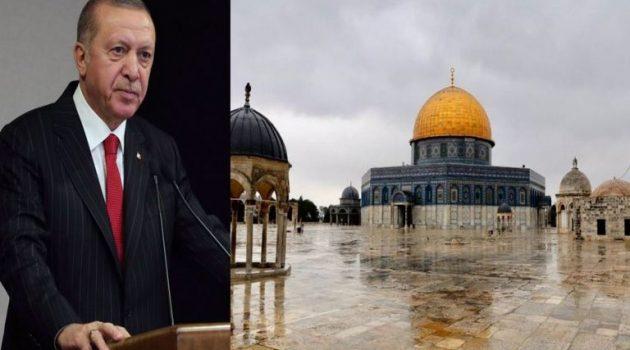 Ερντογάν: Γιατί στρέφεται κατά του Ισραήλ για όσα γίνονται στην Ιερουσαλήμ